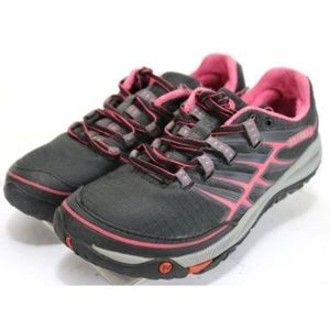 Merrell Barefoot All Out Rush Womens Trail Shoes 6